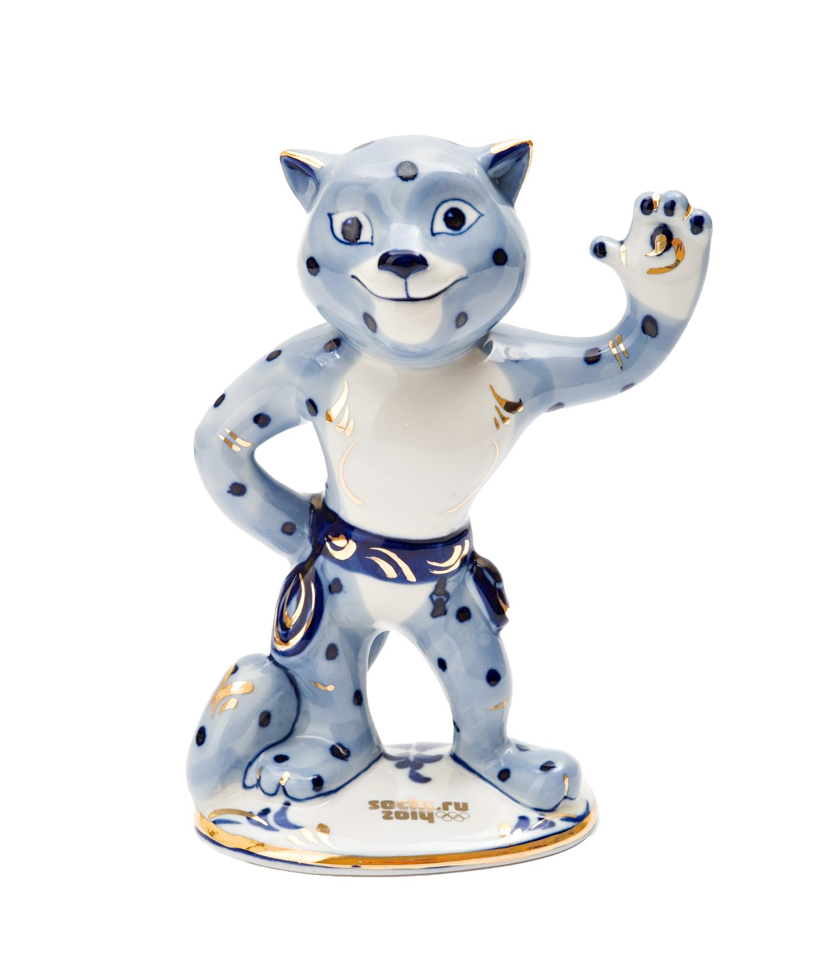 вышел, увидел картинки олимпийский символ леопарда носа почти изменилась